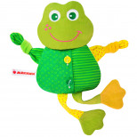 РазоГРЕЛКА Лягушка с вишнёвыми косточками