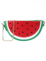 "Оригинальная сумка на цепочке""Watermelon"""