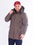 Куртка Snow Headquarter, A-8659, Кофейный