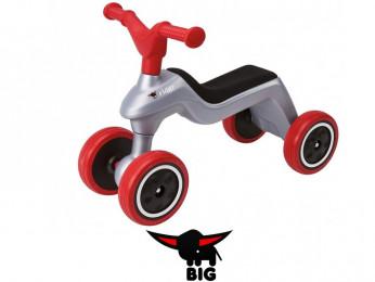 BIG Четырехколесный скутер Big Rider