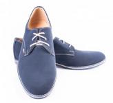 Ботинки нубук (эко)