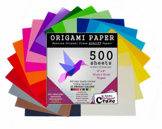 Origami Paper 500 шт