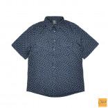 Рубашка Якорь короткий рукав R027241