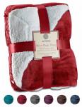 Sherpa Throw Blanket Ultra Soft Super  177x152