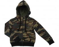 Куртка камуфляж (122-146см)