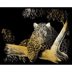 Royal Brush Gold Foil Engraving Art Kit, 8-Inch by 10-Inch