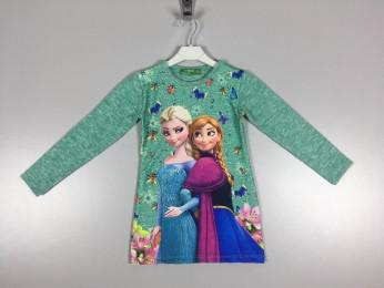 Платье для девочки  Анна и Эльза