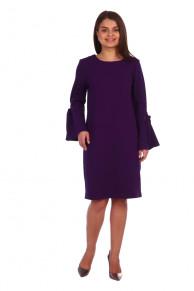 Платье Мелани (2273). Расцветка: баклажан