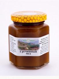 Мед натуральный гречишный 250 гр.