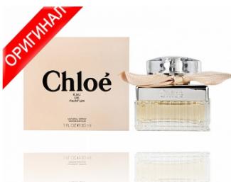 Оригинальный парфюм Chloe Eau de Parfum Edp, 30 мл