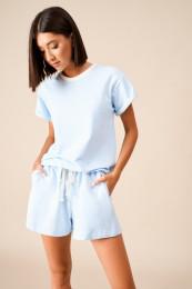 Джемпер, шорты Beauty Style