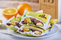 Зефир  «Апельсиновый фреш в шоколаде»