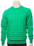 09-1552В Джемпер мужской (зеленый)