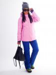 Горнолыжный костюм Snow Headquarter, B-8658, Светло-розовый