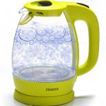 11178 Эл. чайник стекло 1,7л 2200Вт ZM (х6)