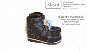 Ботинки Дракоша 2.2 (подклад байка)