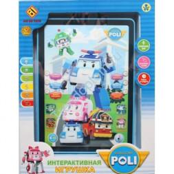 Детский планшет Робокар Поли
