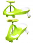 Машинка детская Плазмакар №3 Зеленый