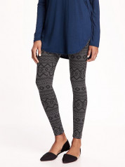 Patterned Leggings for Women