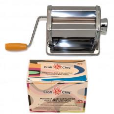 """""""Craft&Clay"""" Машина для обработки пластичных масс CCQ-07"""