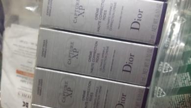 C.Dior capture xp creme haute correction rides крем 3 мл