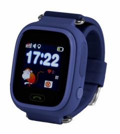 Детские часы GPS трекер Smart Baby Watch Q90,цвета -в ассорт