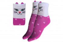 Носки детские «Котик»