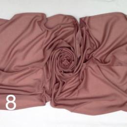 Палантин однотонный 18 расцветок