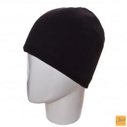 Шапка 03021 черный