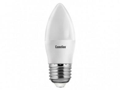 Эл.лампа светодиодная 7Вт 220В LED7-C35/865/E27