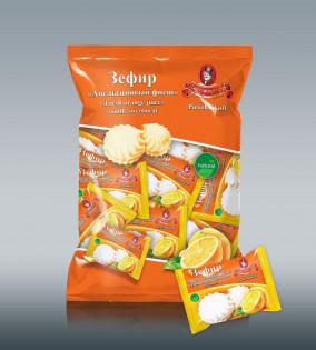 Зефир «Апельсиновый фреш»