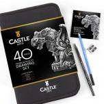 Castle Art Supplies 40шт