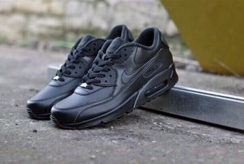Nike Air Max 90 LEATHER(КОПИЯ)