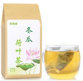 Натуральный чай из цветков ЛОТОСА для похудания, 120 гр.