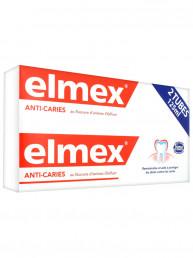 Elmex распады Предупреждение Зубная паста 2 х 125мл