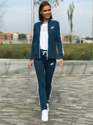 Женский костюм 0017 N бирюзовый