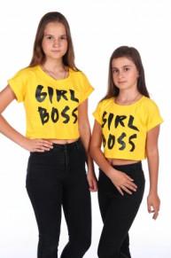 "Футболка ""Girl Boss"""