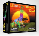 Laser Pegs 12 in 1 Animals Construction Set