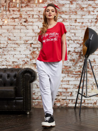 Комплект футболка+брюки