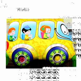 "Игрушка ""Автобус"" 02"