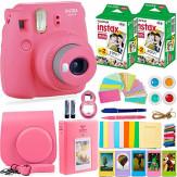 Fujifilm Instax Mini 9 Instant Camera +  set