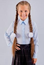 Блуза для девочки    Модель 01-д