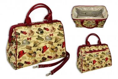П Адриана Дамские аксессуары- гобеленовая сумка