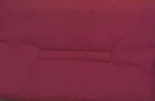 Комплект подушек - Вишня