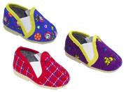 тапочки текстиль-домашняя обувь
