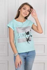 Женская футболка Stimma Флавер 1172