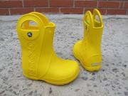 Резиновые сапоги Crocs J1