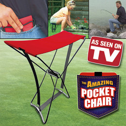 Карманный стул Amazing Pocket Chair