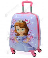 Детский чемодан «Princess-7» 18 дюймов