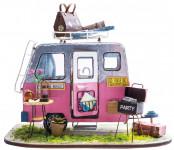 Фургончик для пикника - румбокс
